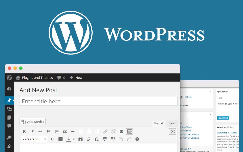 Como crear un Blog en WordPress. – Ganacias en la red
